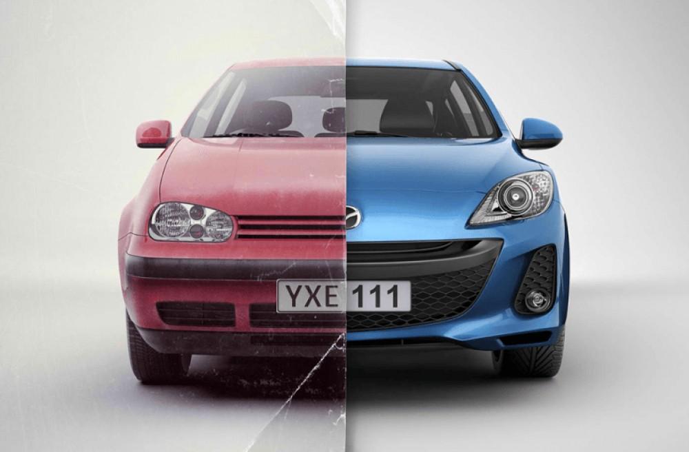New Vs Used Cars